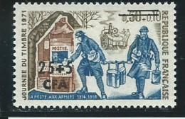 REUNION CFA: **, N° YT 394, TB - Unused Stamps