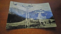 Cartolina:Abetone Seggiovia Monte Gomito Vedute Viaggiata (a43) - Postkaarten