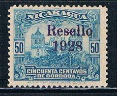 Nicaragua 464 MNH National Palace CV 1.25 (N0245)+ - Nicaragua