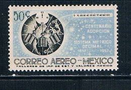 Mexico C241 MNH Weights And Measure (M0196) - Mexico