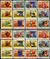 Europa Cept - 2006 - Mozambique - Complete Set Of 24 Stamp - (imperf.+perf.) ** MNH - Europa-CEPT