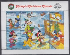 K22. Antigua & Barbuda - MNH - Cartoons - Disney's - Christmas - Disney