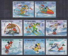 L22. Bhutan - MNH - Cartoons - Disney's - Sports - Disney