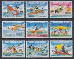 L22. Turks & Caicos Islands - MNH - Cartoons - Disney's - Sports - Disney
