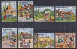 P22. Grenada - MNH - Cartoons - Disney's - Characters - 2 - Disney