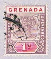 Grenada 40 Used Victoria 1895 (BP36021) - Grenada (1974-...)