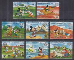 R22. Grenada - MNH - Cartoons - Disney's - Characters - 1 - Disney