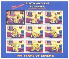 NN - NB - [97782]TB//-NN - MALDIVES - Walt Disney - 100 Ans De Cinéma, Pluto Et Le Papier Volant, N°1 - Disney