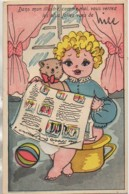 06 NICE  Carte à Système  Dans Mon Illustré , Vous Verrez...... - Cartoline Con Meccanismi