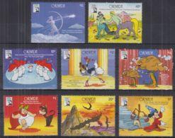 S22. Grenada - MNH - Cartoons - Disney's - Characters - 1 - Disney