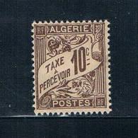 Algeria J2 Unused Postage Due 1926 (A0333)+ - Unclassified