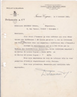 16-Delamain & Co. Jarnac-Charente...(Charente)..1941 - France