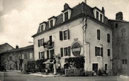 10047-2019     SOUSCEYRAC   HOTEL PRUNET - Sousceyrac