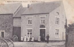 Mesnil-Saint-Blaise La Maison Masson Antoine - Houyet