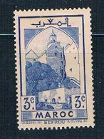 French Morocco 151 MLH Sefrou 1939 (F0132)+ - Morocco (1891-1956)