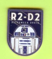 Pin's BD Disney Star Wars R2-D2 - 1P23 - Disney