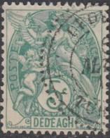 Dédéagh - N° 10 (YT)  N° 10 (AM) Oblitéré. - Dedeagh (1893-1914)