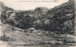 Diego Suarez : Village De La Montagne Des Français - Madagaskar