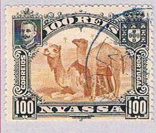 Nyassa 35 Used Camels 1901 (BP36913) - Nyassa