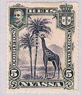 Nyassa 27 MLH Giraffe 1901 CV 1.60 (BP36916) - Nyassa