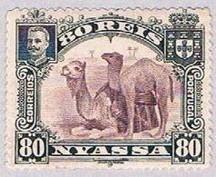 Nyassa 34 Used Camels 1901 (BP36923) - Nyassa