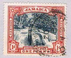 Jamaica 31 Used Liandovery Falls 1900 (BP3502) - Jamaica (...-1961)