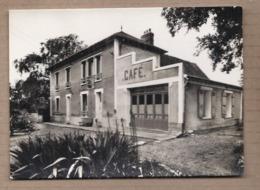CPSM 78 - FAVRIEUX - Chez Lemaitre - TB PLAN Café Etablissement Devanture - Frankreich