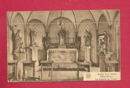 C.P. Frameries =   Institut Saint  Joseph   : Chapelle Des  Frères - Frameries