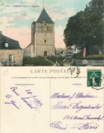 D - [505388]B/TB//-France  - (59) Nord, Feron, Eglise, Eglises Et Cathédrale - France