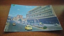 Cartolina:  Ascoli Piceno Viale Indipendenza Viaggiata (a43) - Postkaarten