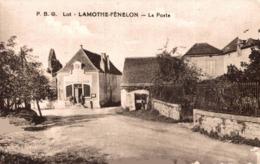 10064-2019   LAMOTHE FENELON   LA POSTE - Other Municipalities
