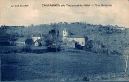 10068-2019  CASSAGNES   VUE GENERALE - Francia