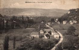10069-2019   MAREUIL   VUE GENERALE ET LE PONT - Other Municipalities
