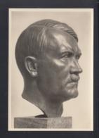 Dt. Reich AK Hitler Büste Von Prof. Haffenrichter - Personaggi Storici