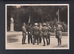 Dt. Reich AK Hitler Compiegne 1940 - Personaggi Storici