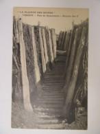 Guerre 14-18 - Verdun - La Plainte Des Ruines - Fort De Douaumont - Boyaux Des U (tranchée) - Carte Non-circulée - Guerre 1914-18