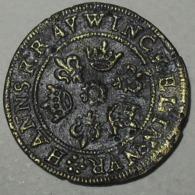 1586/1635 ND - Allemagne - Germany - Jeton De Nuremberg - Hans Krauwinckel - Rechenpfennig - Monarchia/ Nobiltà