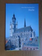 Halle, Sint Martinusbasiliek, Buitenzicht -> Onbeschreven - Halle