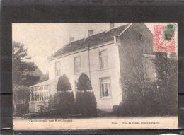 Lommel  Gedenkenis Van Kerkhoven - Lommel