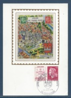 France - Carte Maximum - Imprimerie Des Timbres Poste - Marianne - Périgueux - 1970 - 1970-79