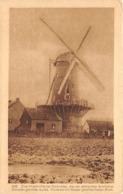B049 Diksmuide Dixmuide Windmolen Getroffen Door Granaten Ca 1920 - Diksmuide