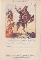 """FRANCE : CP EN FM . PAGES DE GLOIRE . """" 12 E REGIMENT D'ARTILLERIE  """" . - Postmark Collection (Covers)"""
