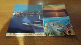 Cartolina: S. Benedetto Del Tronto Viaggiata (a43) - Postkaarten