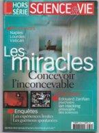 """Science & Vie  --  Hors Série  --  Trmestriel  --  Septembre  2006  --  N° 236  --  """"""""  Les Miracles    """"""""  .... - Histoire"""