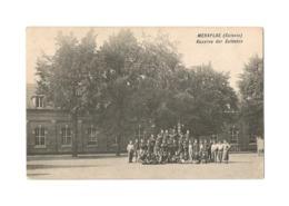 MERXPLAS (Colonie) - Kazerne De Soldaten (1919). - Merksplas