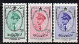 XP2527 - MAROCCO MARRUECOS 1957, Yvert N. 500/502  *** (2380A) - Marocco (1956-...)
