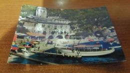 Cartolina: S. Fruttuoso Panorama Viaggiata (a43) - Postkaarten