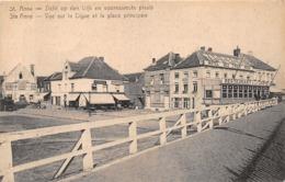 B063 St Anna Zicht Op De Dijk En Voornaamste Plaats Ca 1920 - Ohne Zuordnung