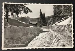Le Pas De Morgins/ Hiver - VS Valais