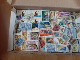1 Kilo - Welt / Papierfrei - Netto - Einfache Missionsware - Stamps